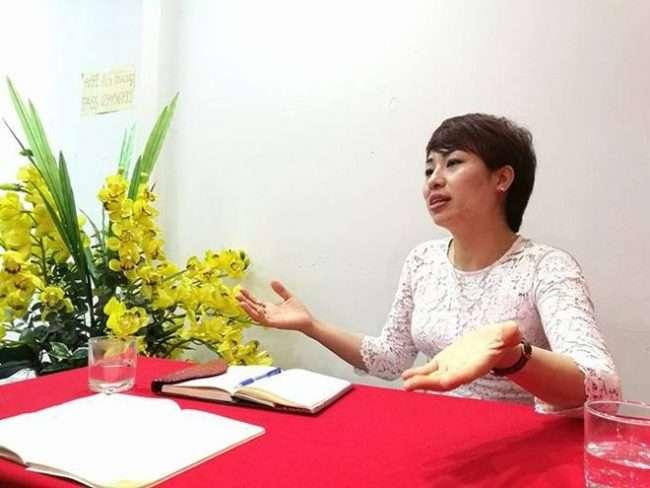 Chuyên gia tư vấn hôn nhân gia đình - Vera Hà Anh