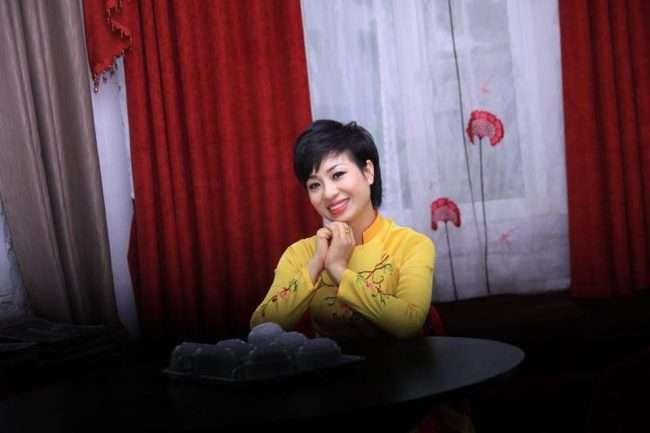 Chuyên gia tâm lý Vera Hà Anh chia sẻ những câu chuyện tại lớp học tiền hôn nhân.