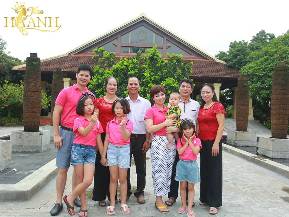 o làm con - Expert of marriage, love and Vera Ha Anh family