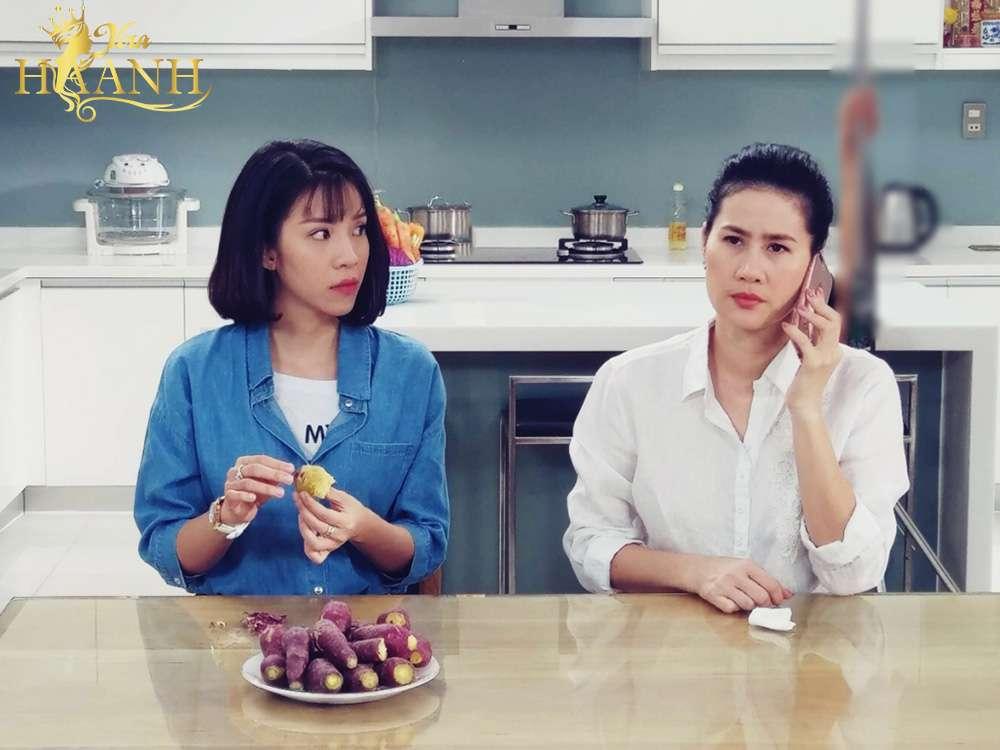 Bí kíp cân bằng công việc và gia đình cho chị em phụ nữ 1 - Expert of marriage, love and Vera Ha Anh family