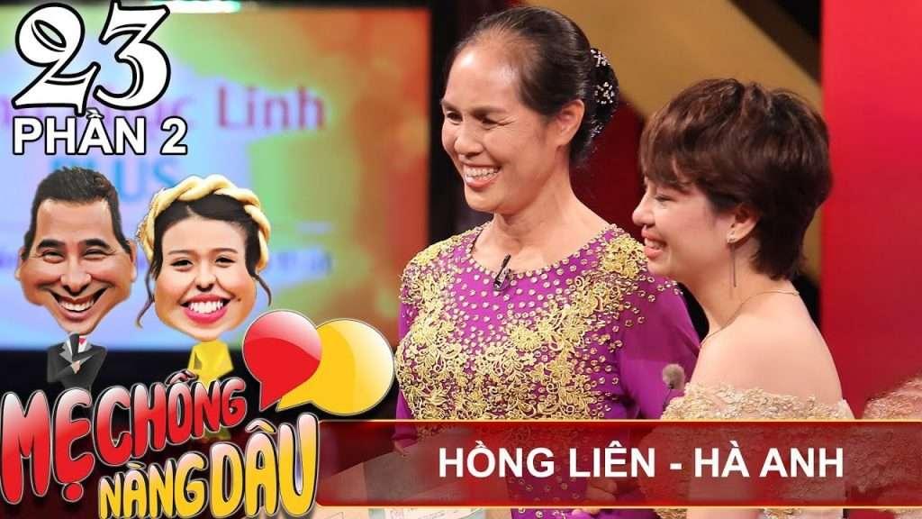 chuyên gia tâm lý vera hà anh và mẹ chồng 1024x576 - Expert of marriage, love and Vera Ha Anh family