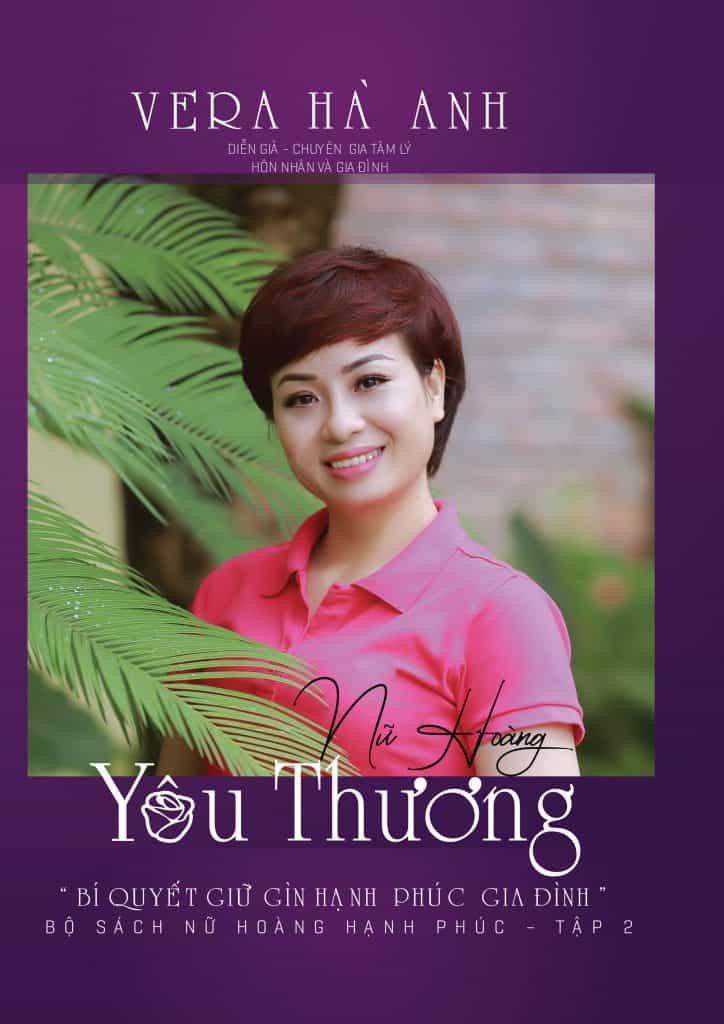 nu hoang yeu thuong 724x1024 - Sách Nữ Hoàng Yêu Thương