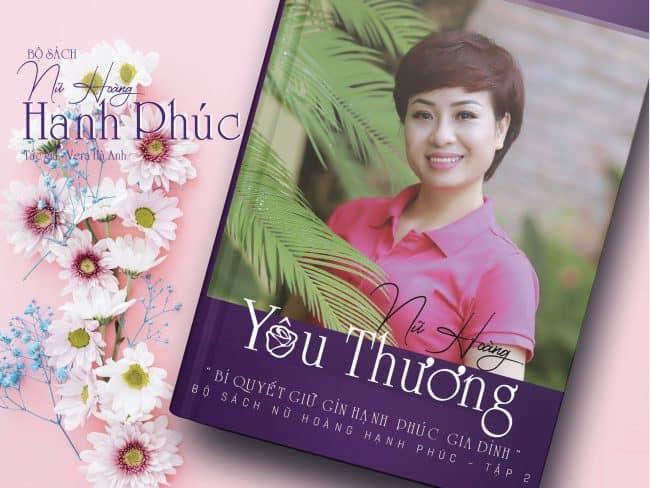 yeeu thuong 650x488 - Sách Nữ Hoàng Yêu Thương