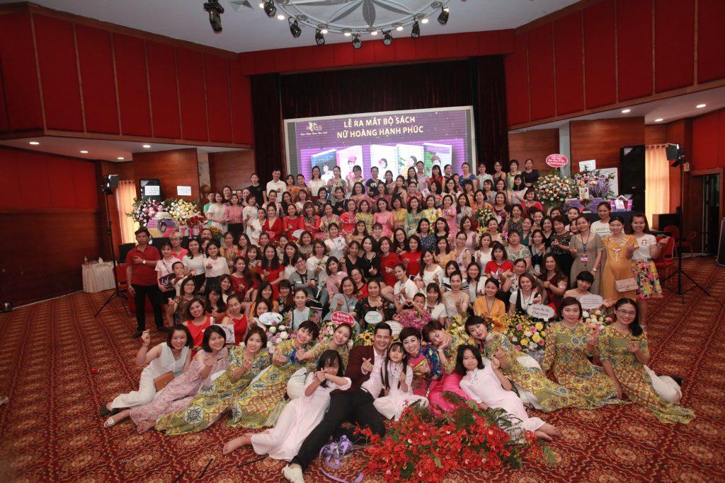 IMG 5308 1024x683 - Chuyên gia tâm lý hôn nhân, tình yêu và gia đình Vera Hà Anh
