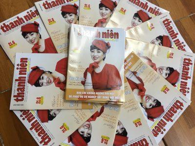 67840007 2185327731592594 2879655076660510720 n 400x300 - Tạp chí Thanh niên và Phụ Nữ Thủ Đô viết về Tiến sĩ - Kỷ lục gia Vera Hà Anh