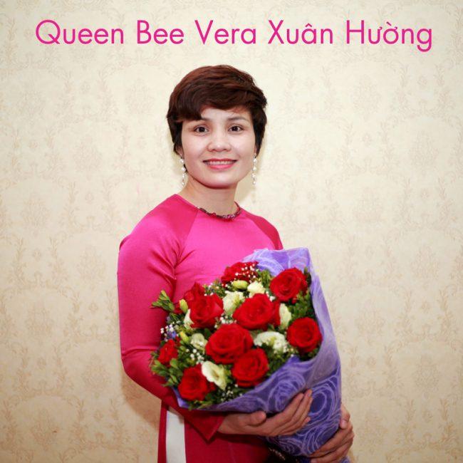 IMG 0708 650x650 - Queen Bee Chuyên gia tâm lý Vera Xuân Hường
