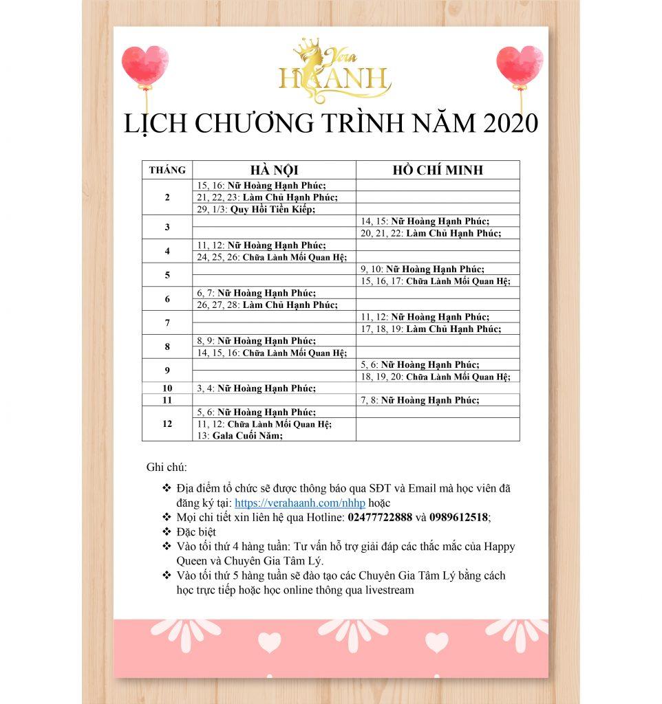 LICH CHUONG TRINH 2020 WEB 962x1024 - Chuyên gia tâm lý hôn nhân, tình yêu và gia đình Vera Hà Anh