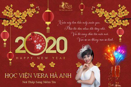 chúc mừng năm mớiiiiii 450x300 - Thư chúc Tết Canh Tý 2020 từ Tiến sĩ tâm lý, Kỷ lục gia Vera Hà Anh