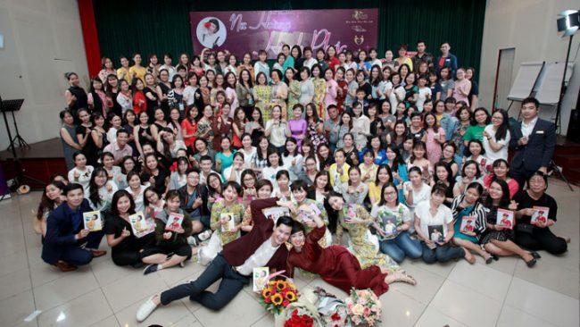 IMG 3666 650x366 - Khóa học Nữ Hoàng Hạnh Phúc và những điều tuyệt vời cho học viên
