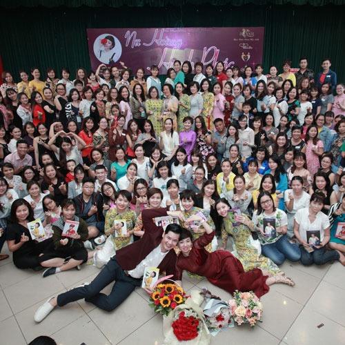 IMG 36671 - Chuyên gia tâm lý hôn nhân, tình yêu và gia đình Vera Hà Anh