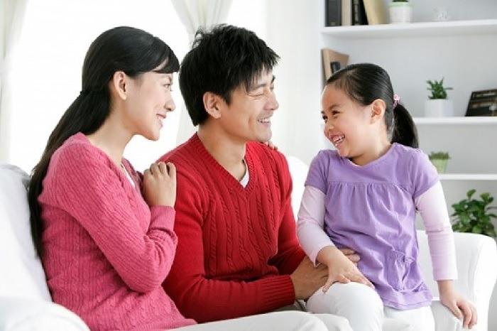 Hạnh phúc viên mãn bởi lời nói với nhau