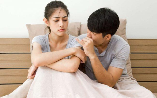 13 650x406 - Tuyệt chiêu làm lành khi vợ chồng xảy ra cãi vã